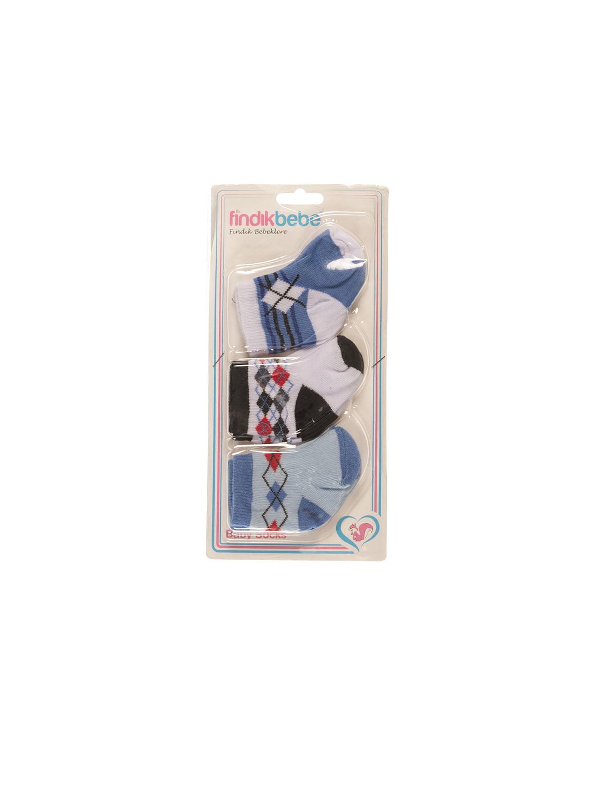 Набір шкарпеток (3 пари) | 4180215