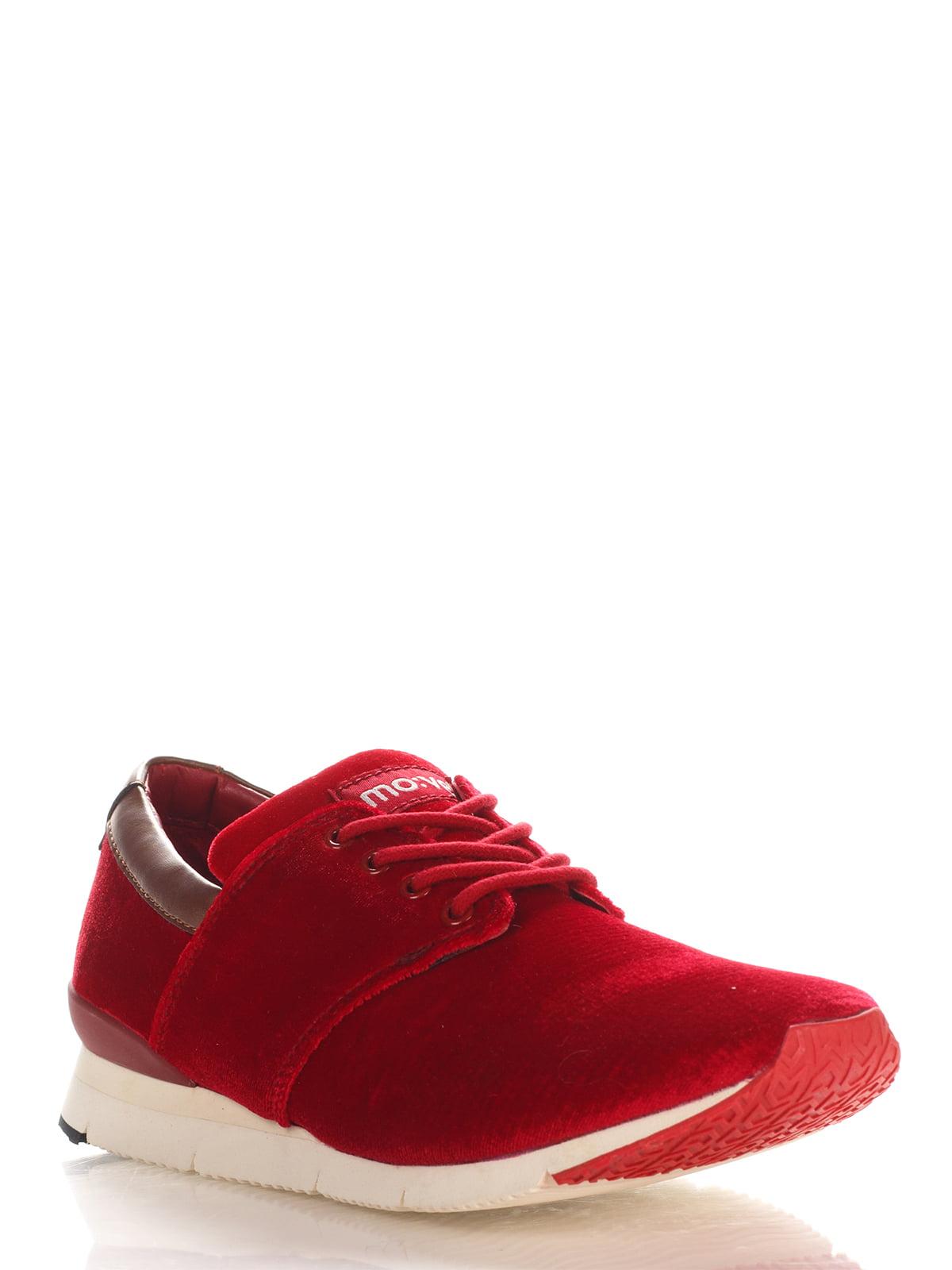 Кроссовки красные | 4194964