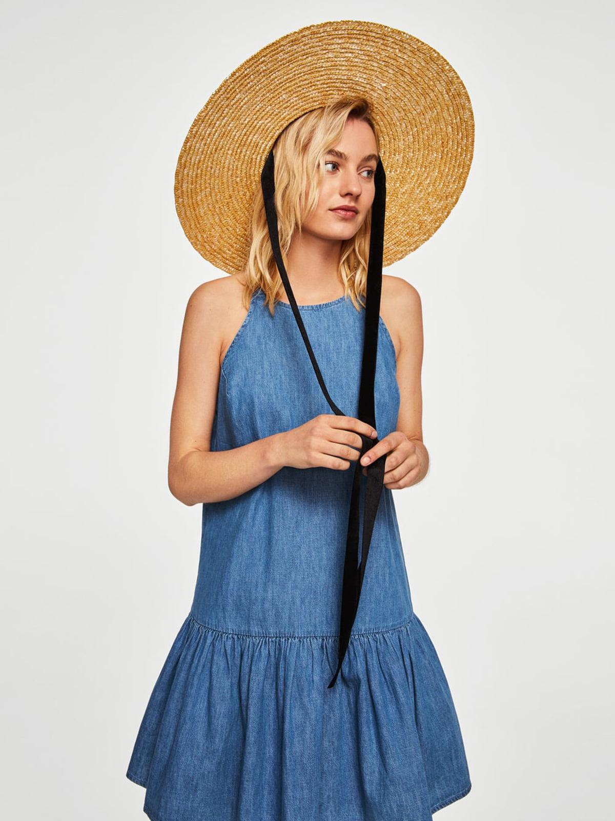 Сукня синя | 4171616