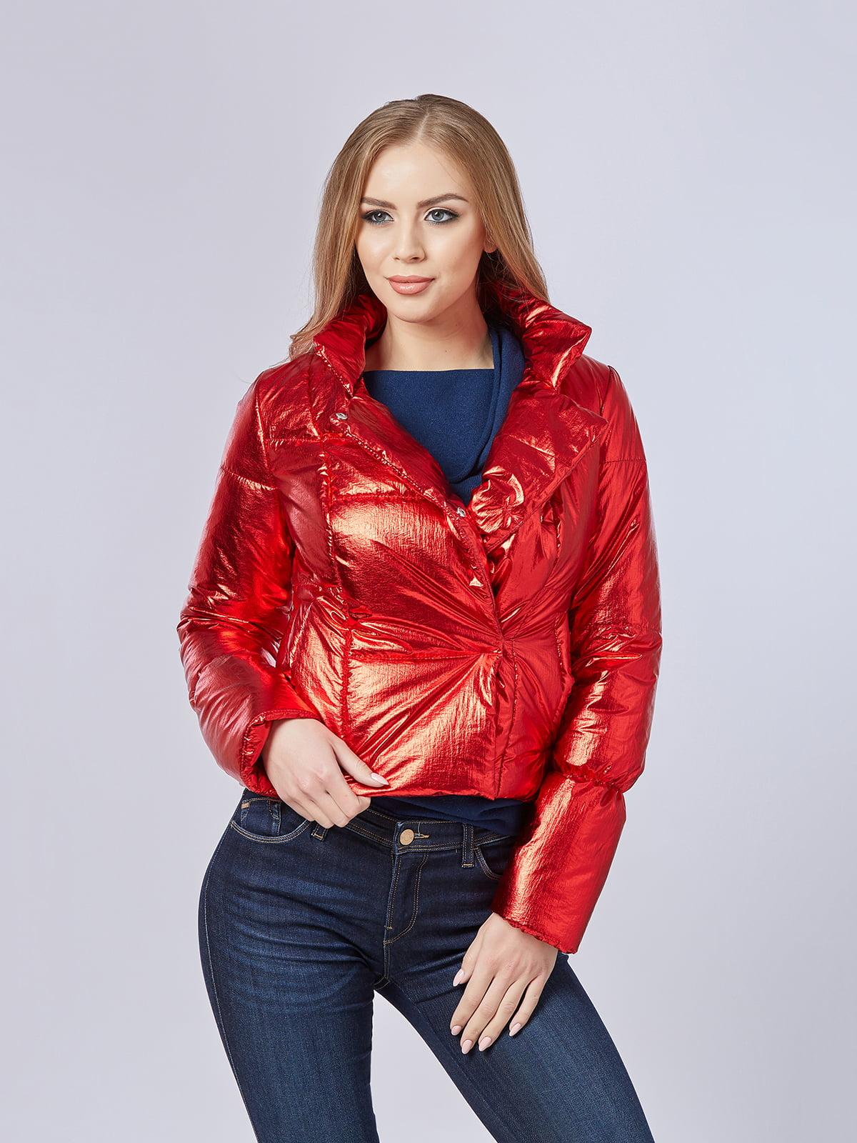 Куртка червона | 4202667