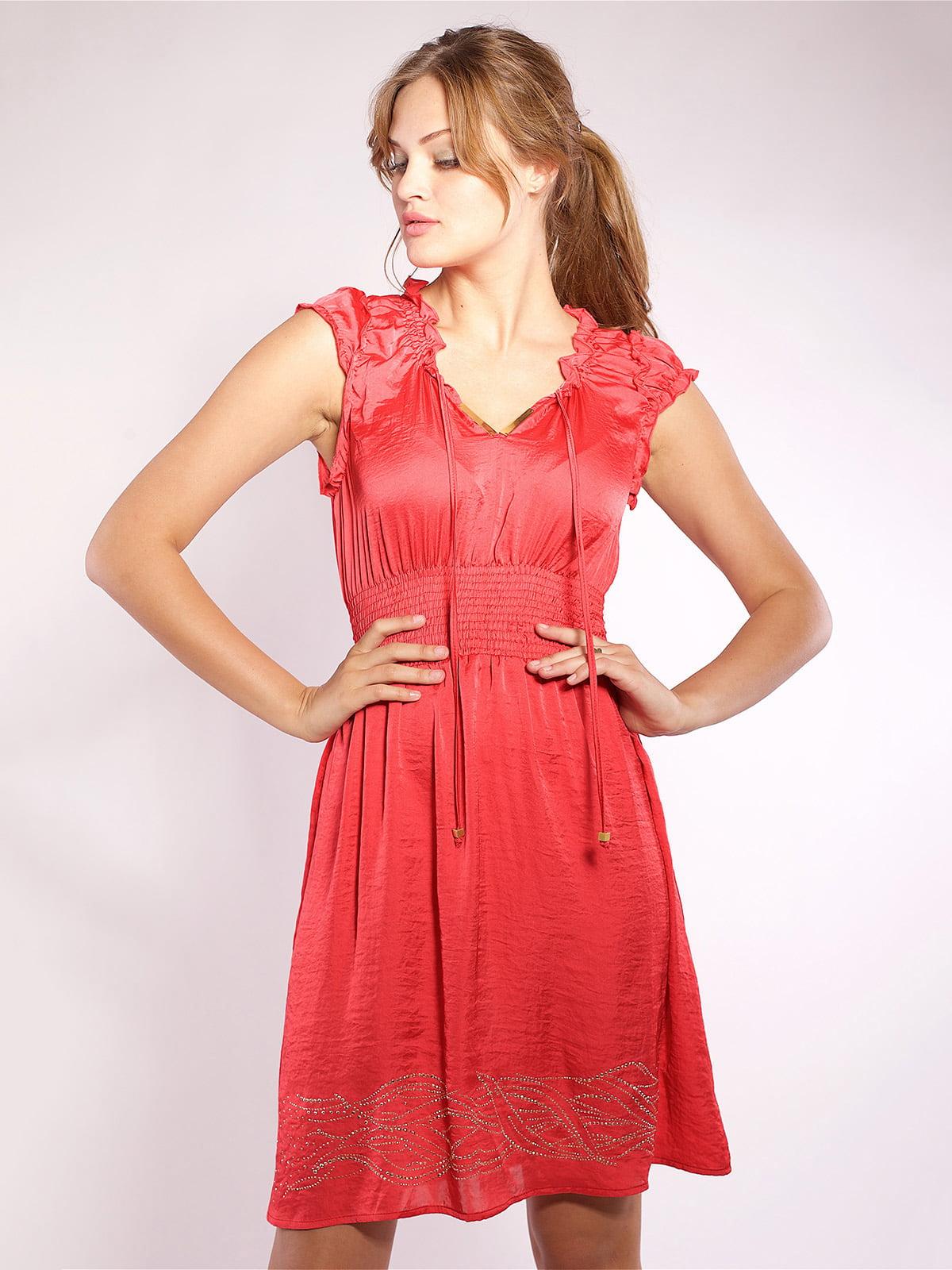 Сукня рожева | 2385984 | фото 4