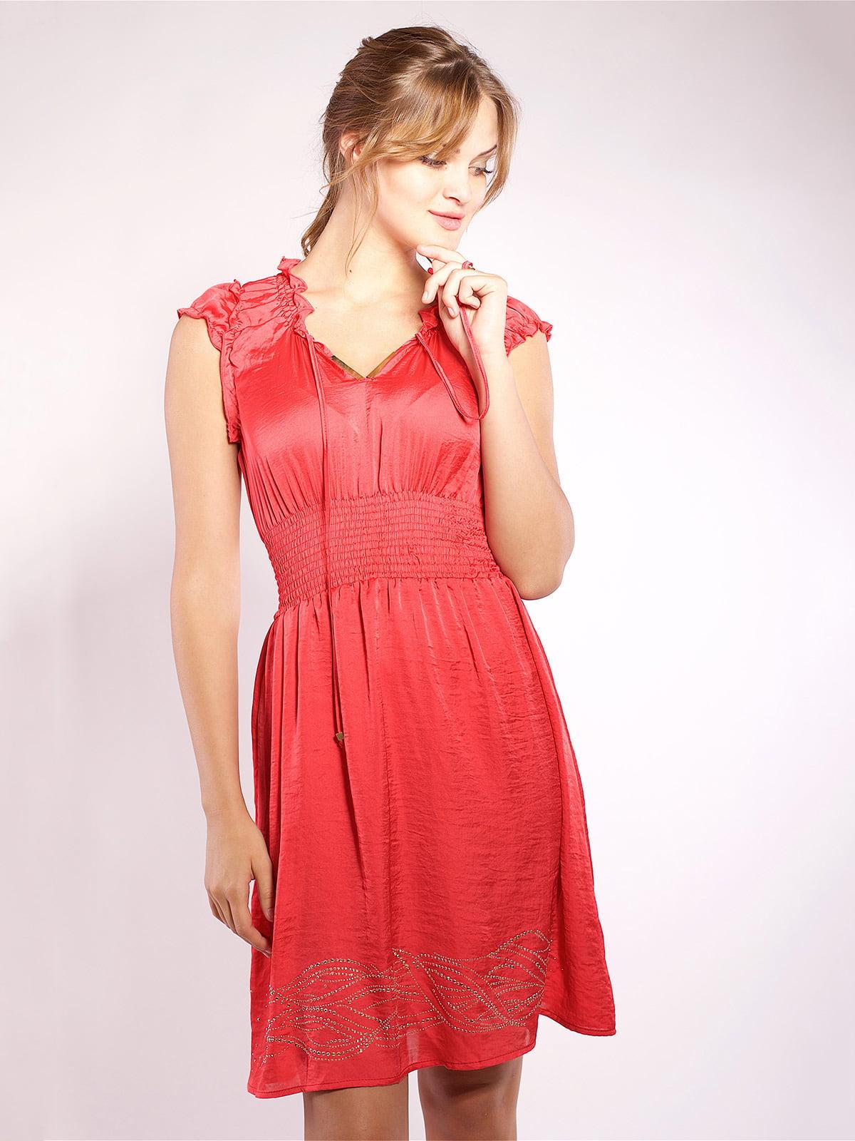 Сукня рожева | 2385984 | фото 5