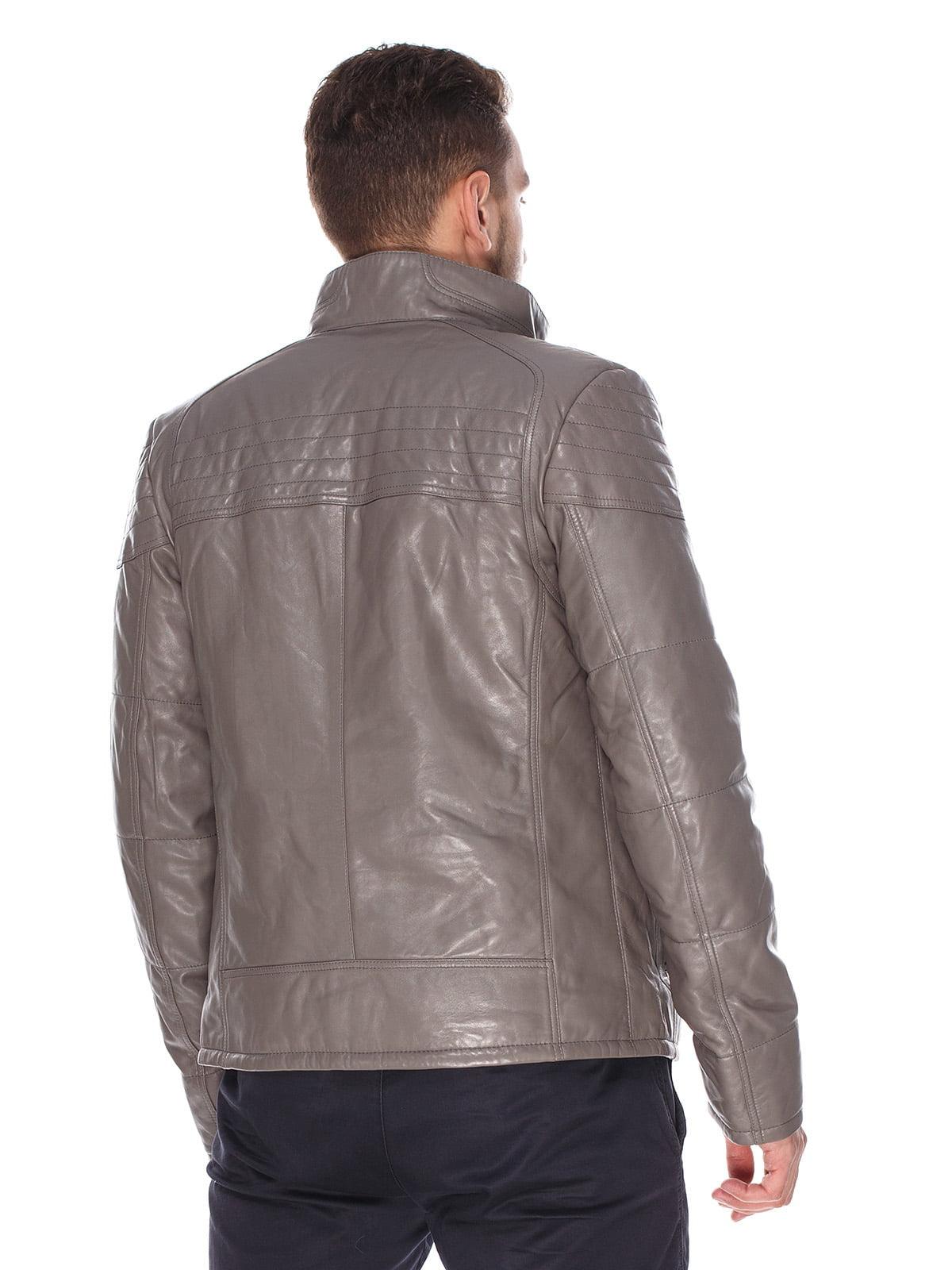 Куртка сіра | 4203732 | фото 2