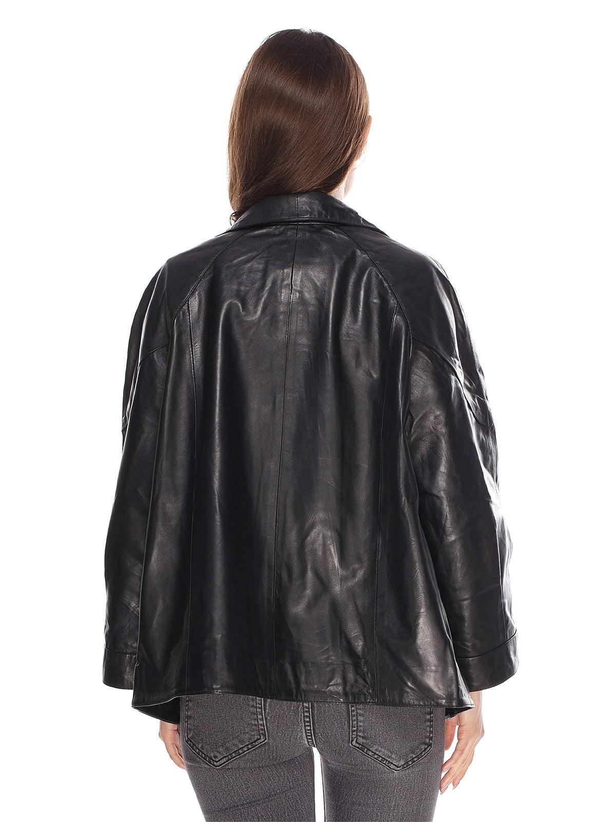 Куртка чорна | 4203727 | фото 2
