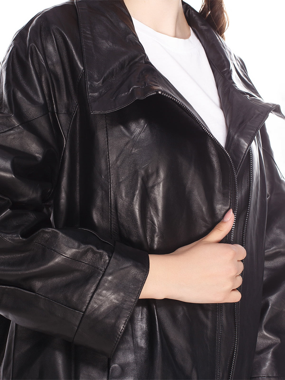 Куртка чорна | 4203727 | фото 3