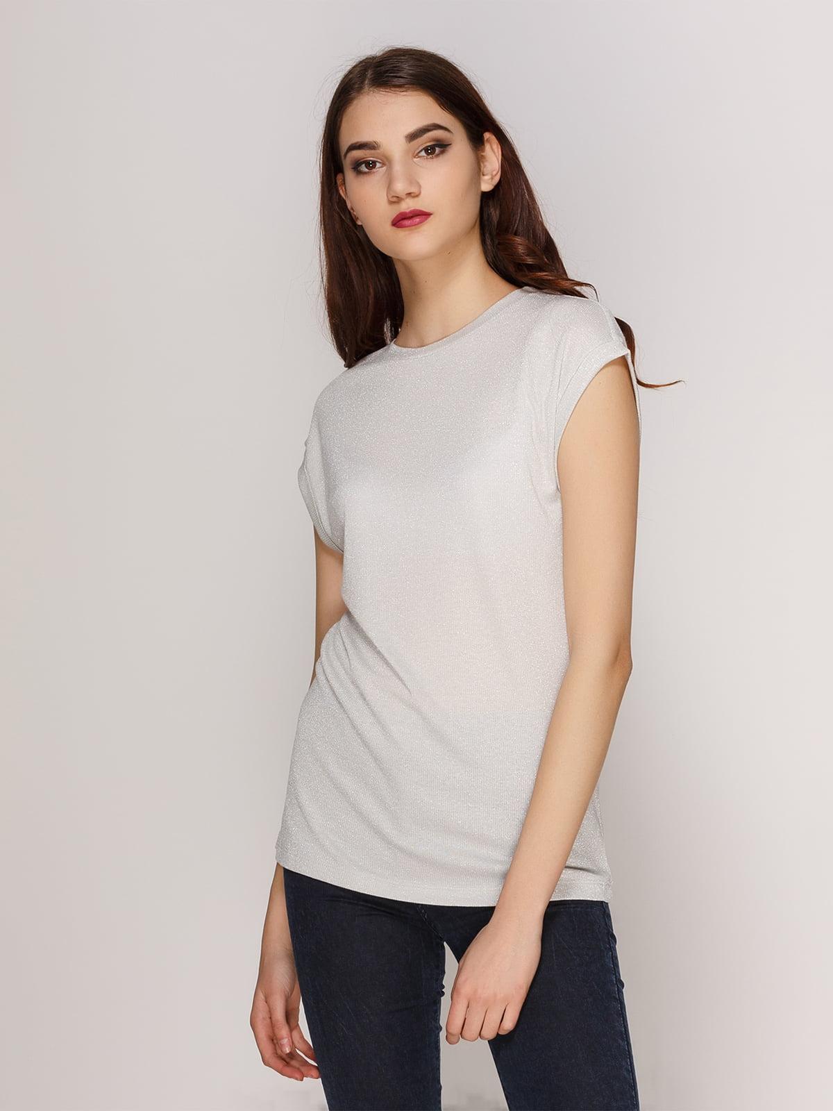 Блуза сіра | 4208739