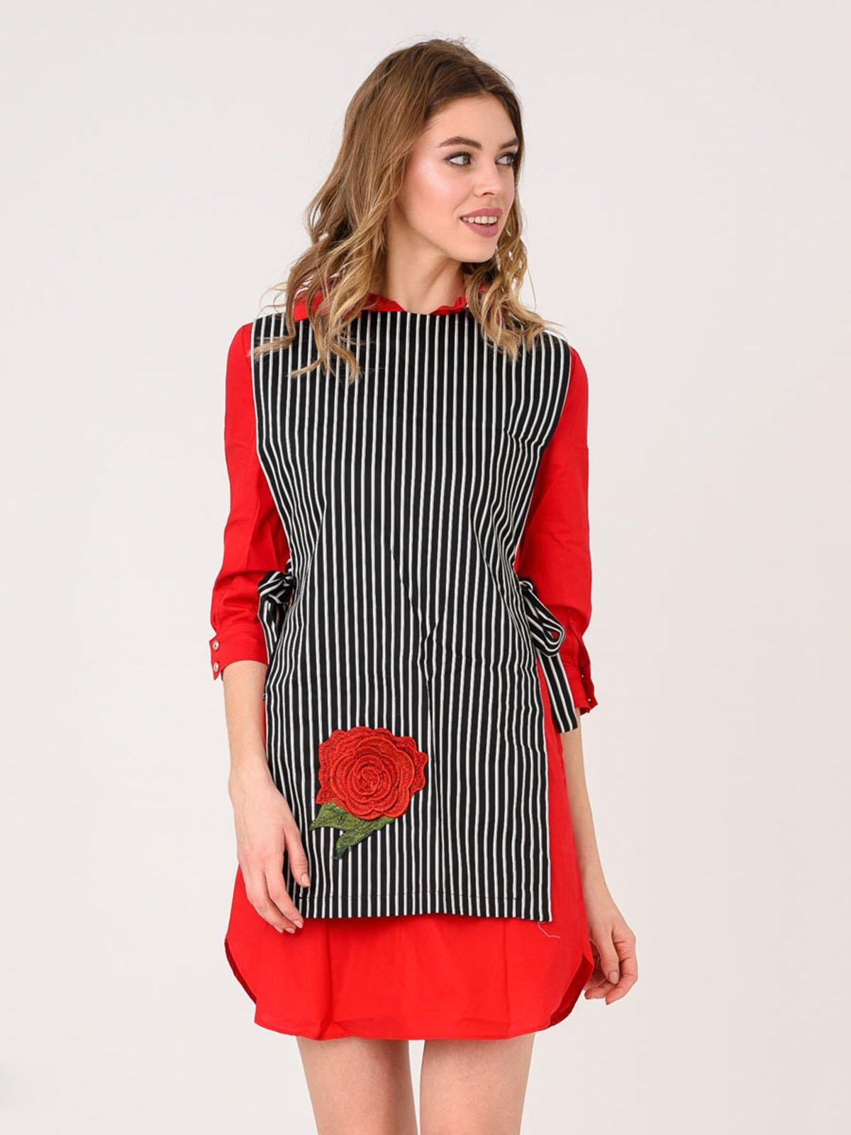 Сукня червона   4214621