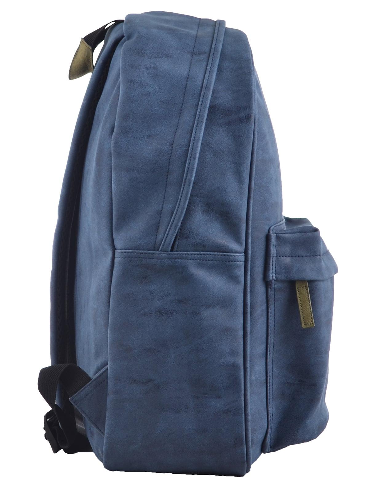 Рюкзак синій   4214838   фото 2
