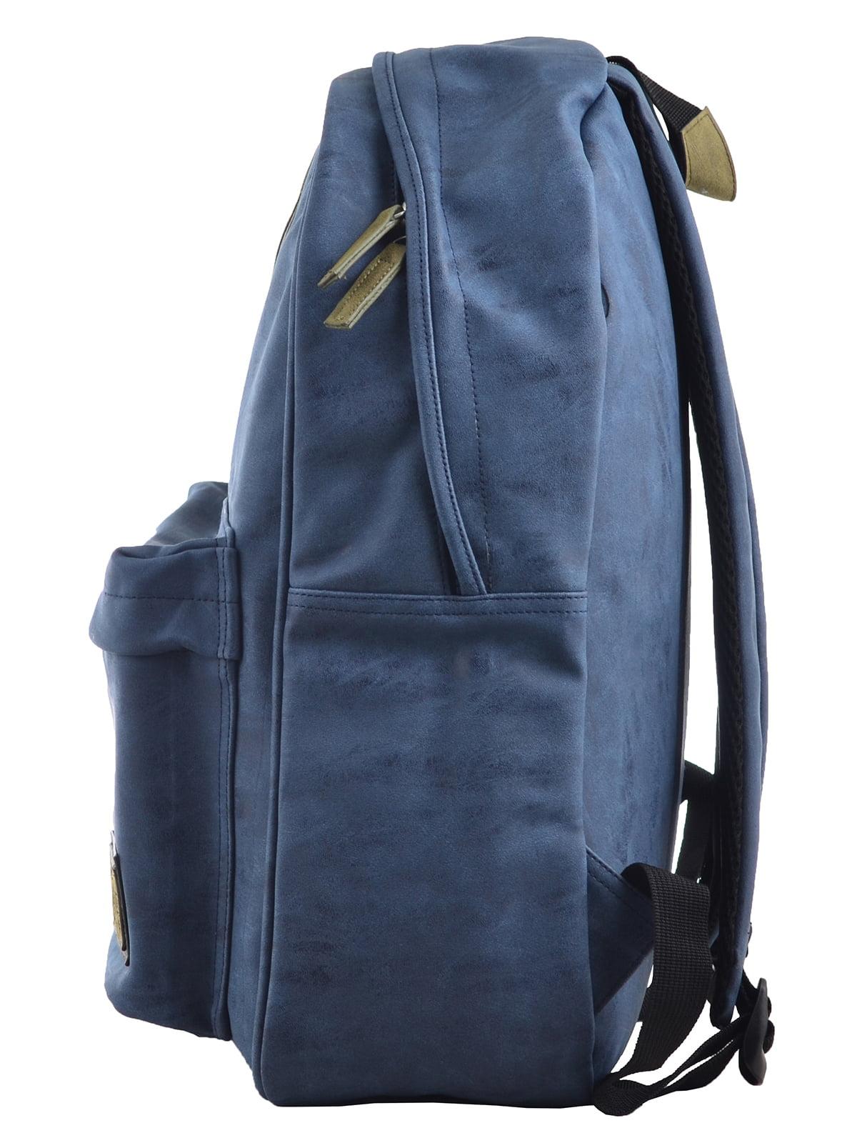 Рюкзак синій   4214838   фото 3
