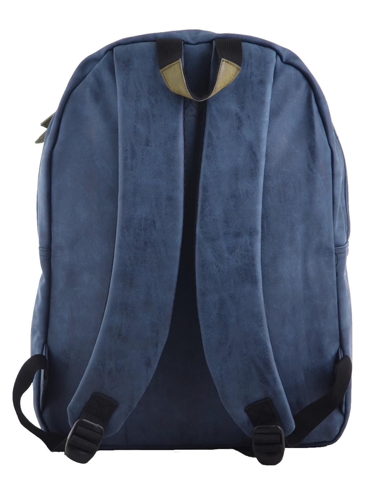 Рюкзак синій   4214838   фото 4