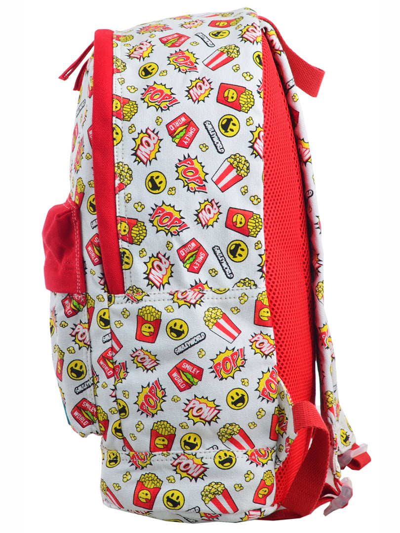 Рюкзак в різнобарвний принт | 4214863 | фото 3