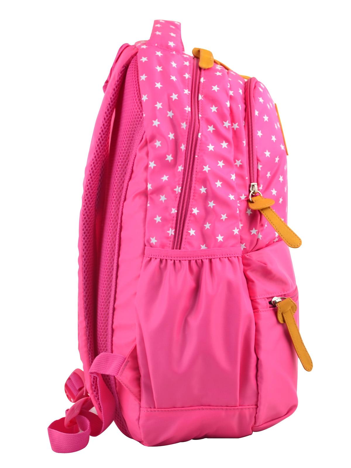 Рюкзак рожевий в горошок | 4214874 | фото 2