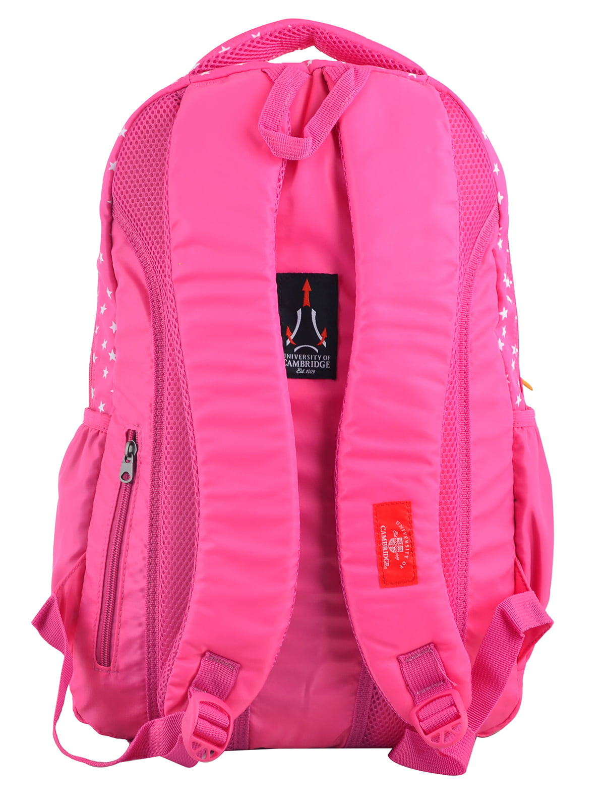 Рюкзак рожевий в горошок | 4214874 | фото 4