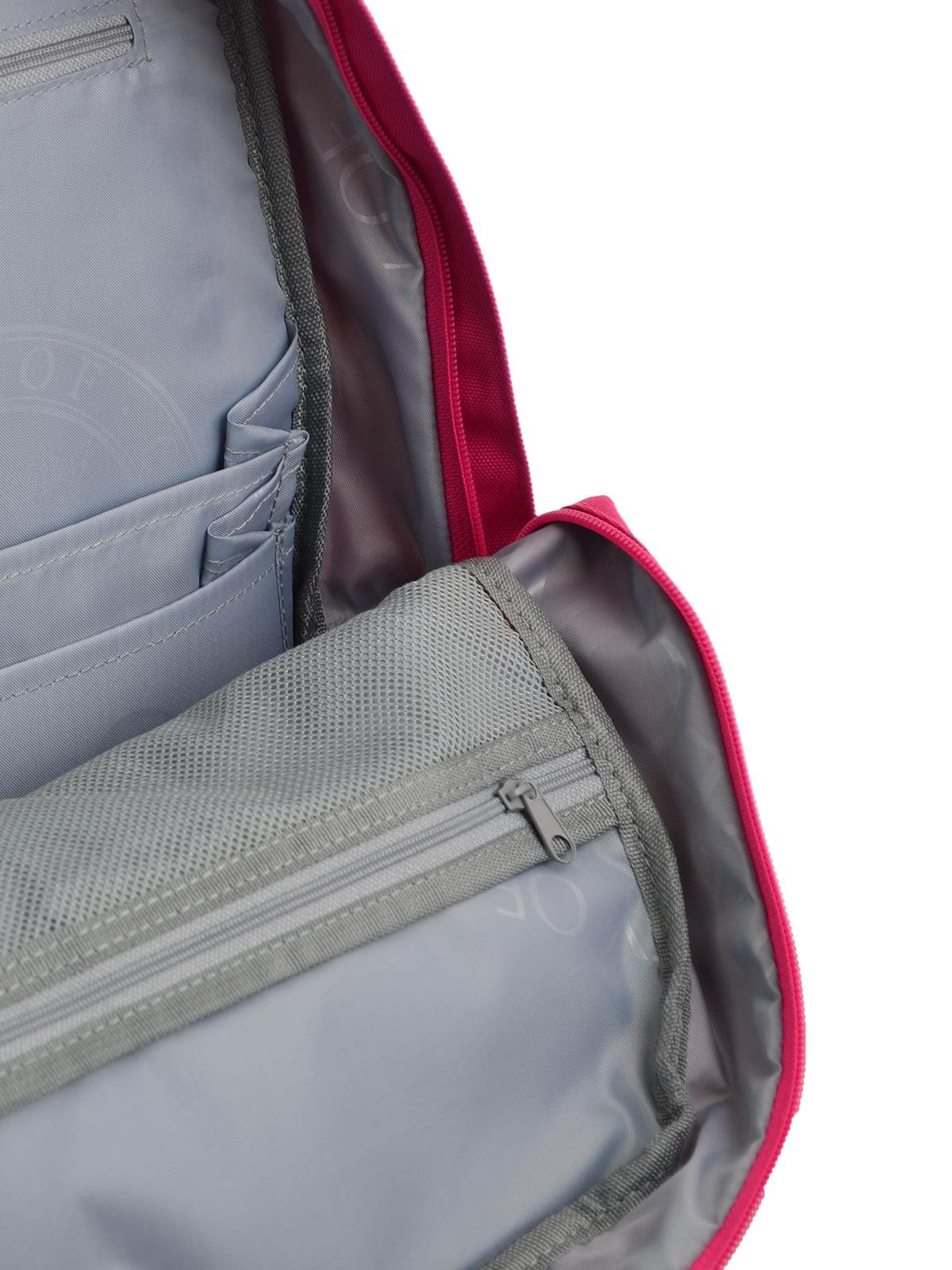 Рюкзак синьо-рожевий | 4214891 | фото 5