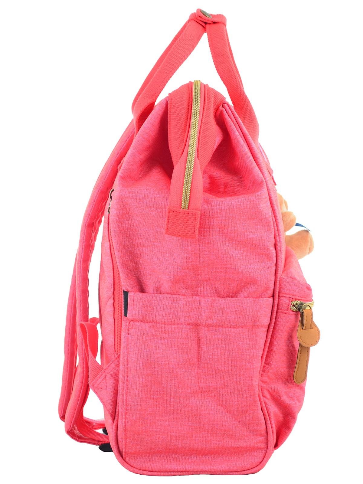 Рюкзак рожевий | 4214895 | фото 2