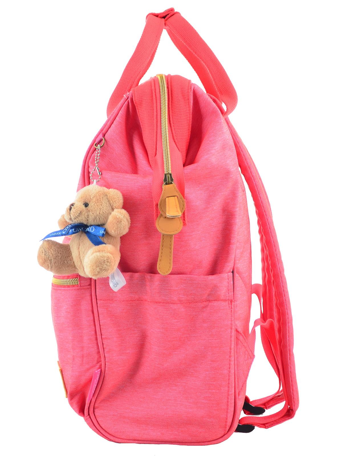 Рюкзак рожевий | 4214895 | фото 3