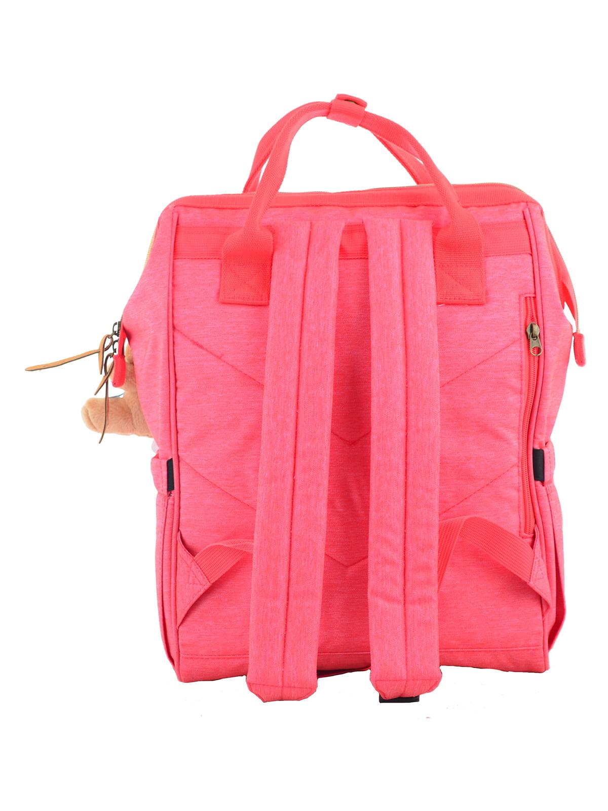 Рюкзак рожевий | 4214895 | фото 4