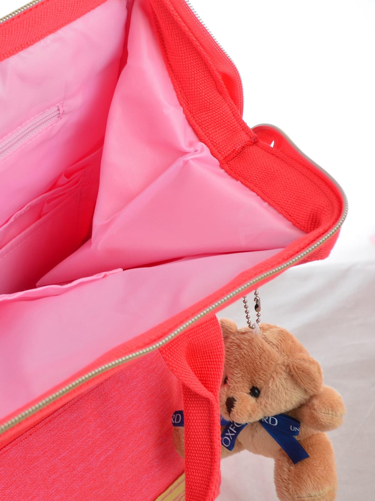 Рюкзак рожевий | 4214895 | фото 5