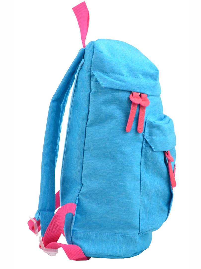 Рюкзак блакитний | 4214920 | фото 2