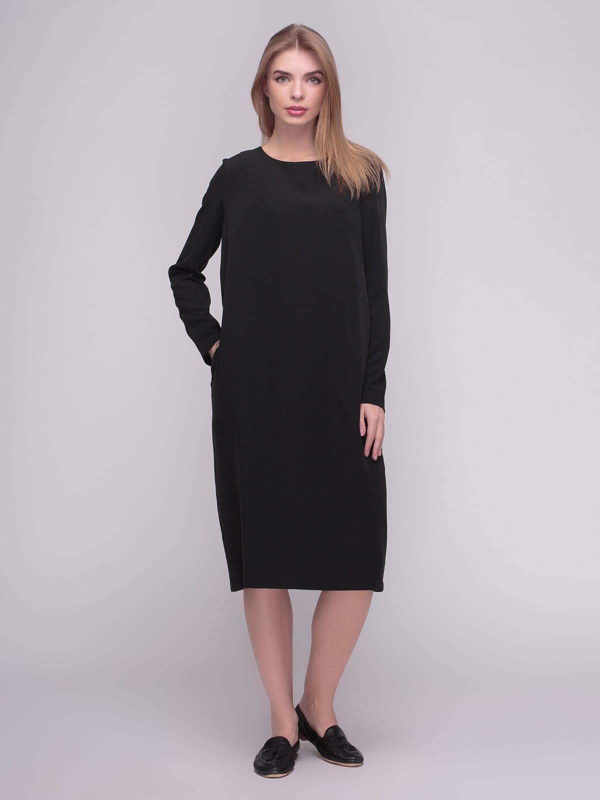 Платье черное | 4210287