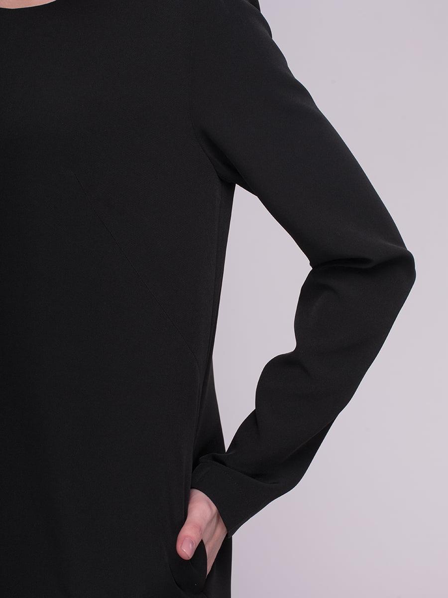 Платье черное | 4210287 | фото 3