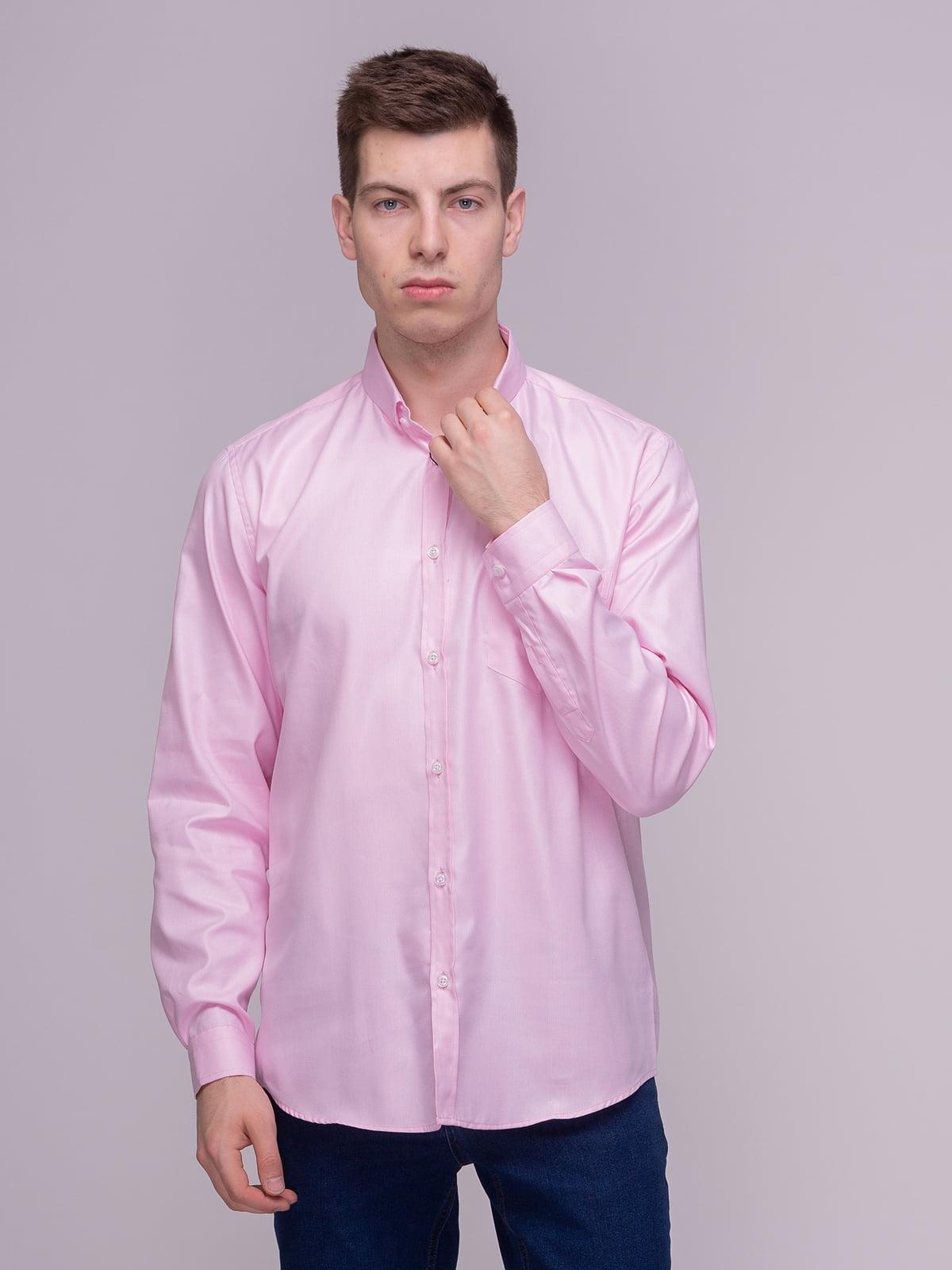 Сорочка рожева   4210330