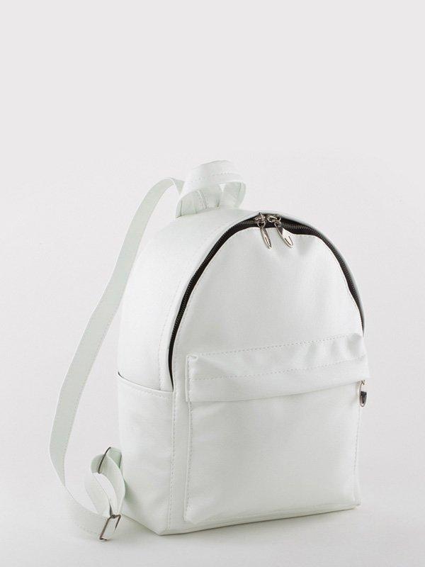 Рюкзак білий | 4218545