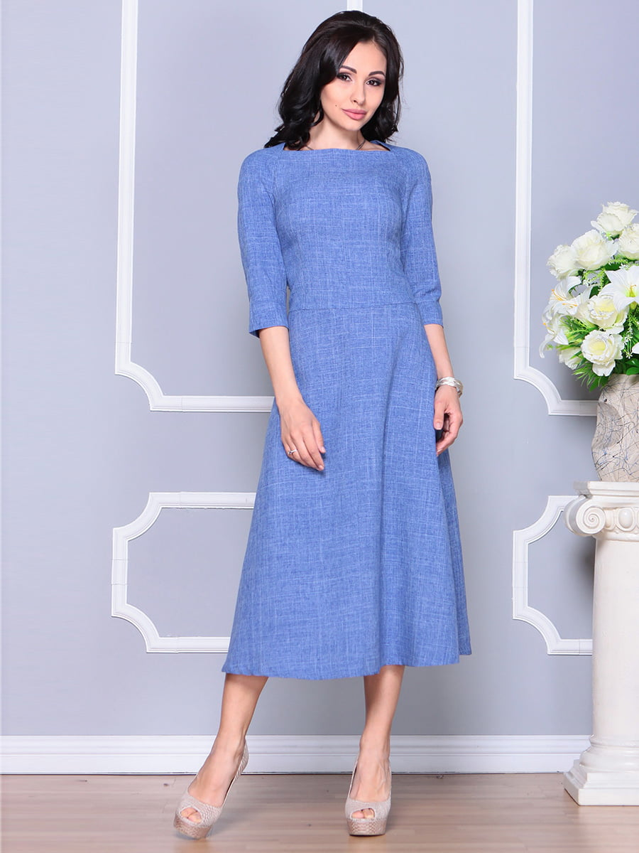 Сукня синя | 4222466
