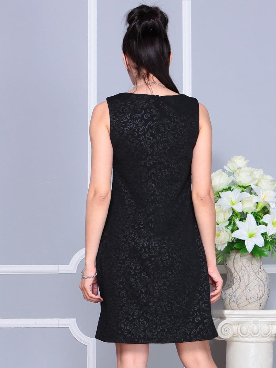 Платье черное | 4222467 | фото 2
