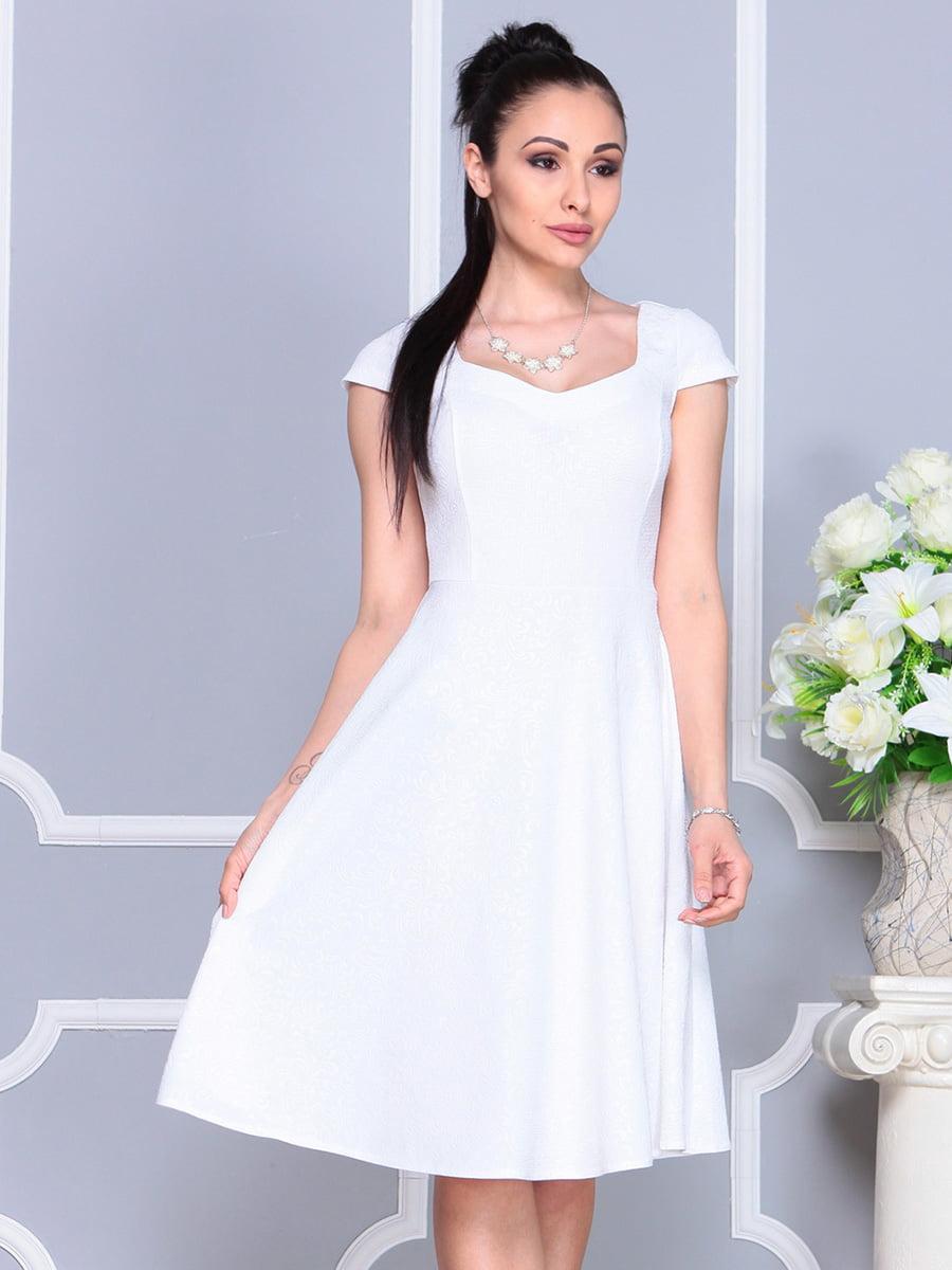 Платье белое | 4222485