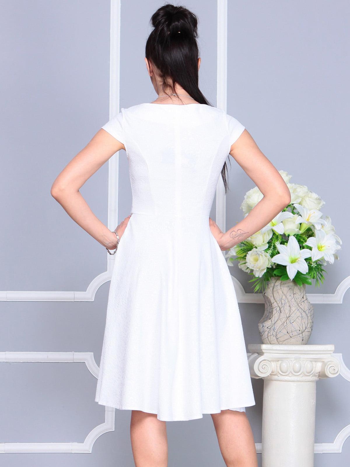 Платье белое | 4222485 | фото 2