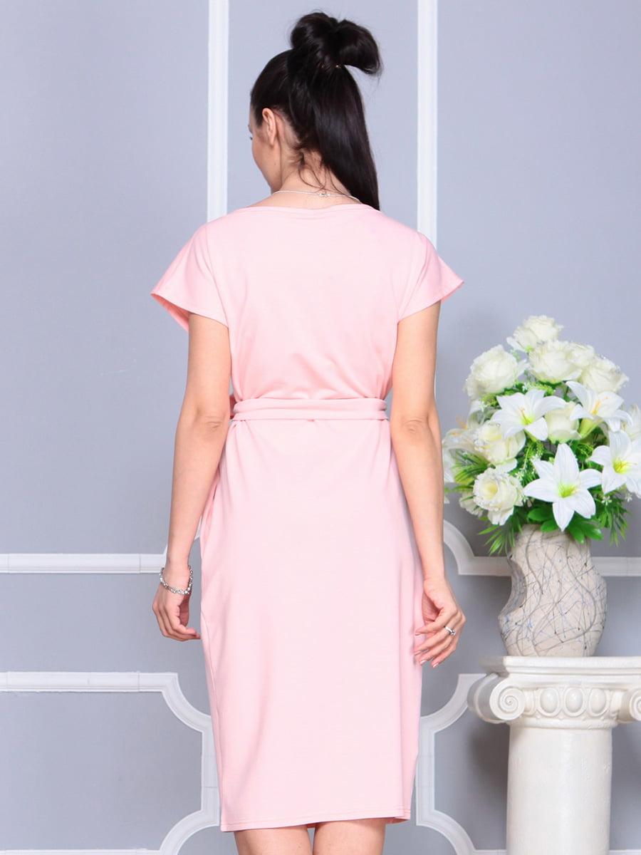 Платье персикового цвета | 4222491 | фото 2