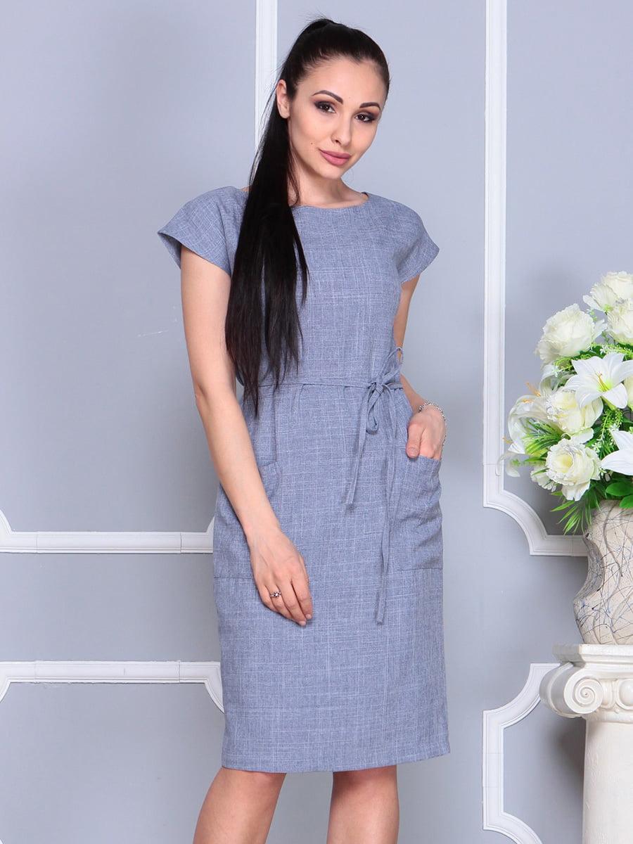 Платье цвета фиолетовой дымки | 4222510