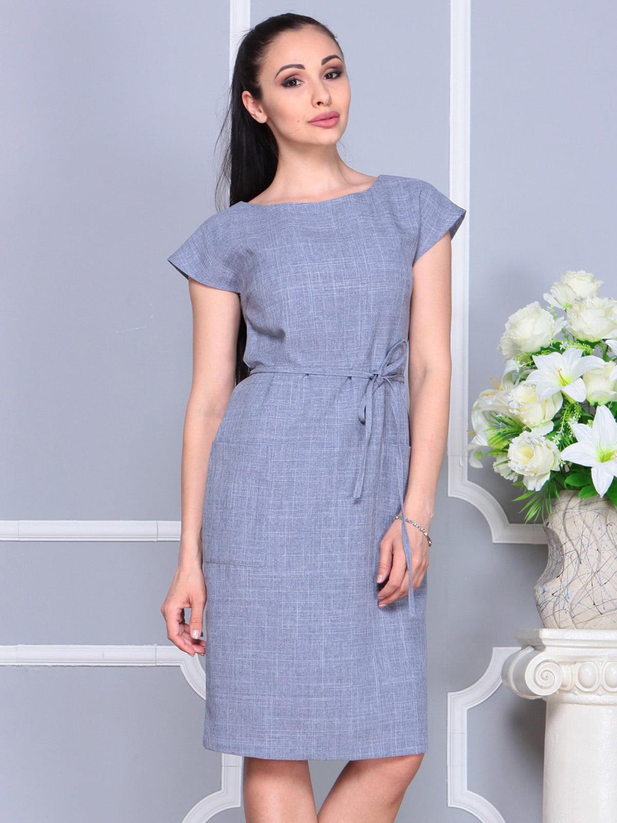 Платье цвета фиолетовой дымки   4222510   фото 5