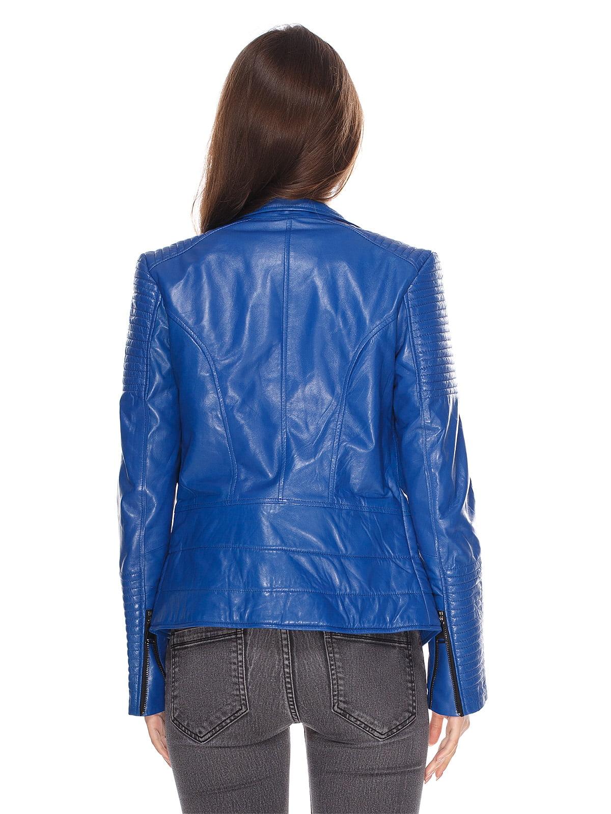 Куртка синя | 4228925 | фото 2