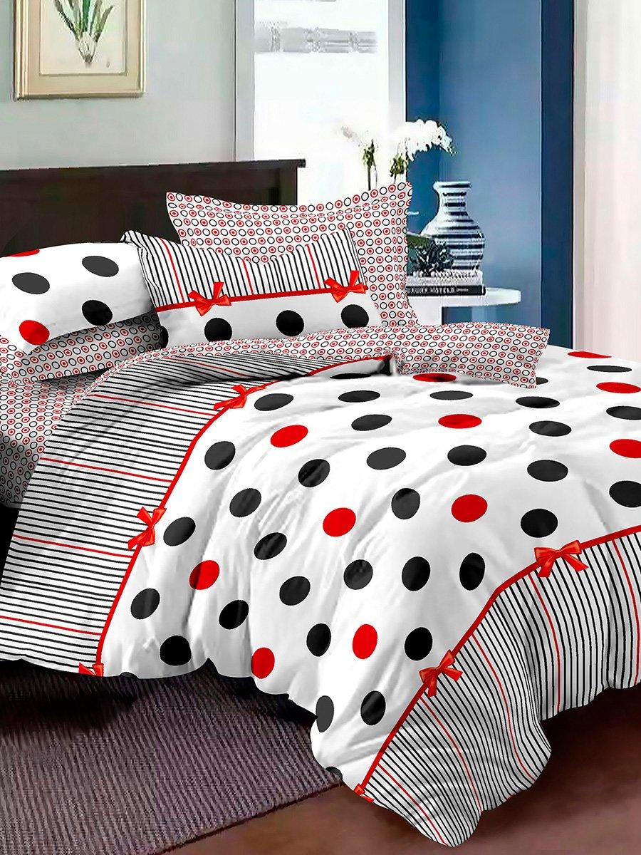 Комплект постельного белья семейный | 4231150