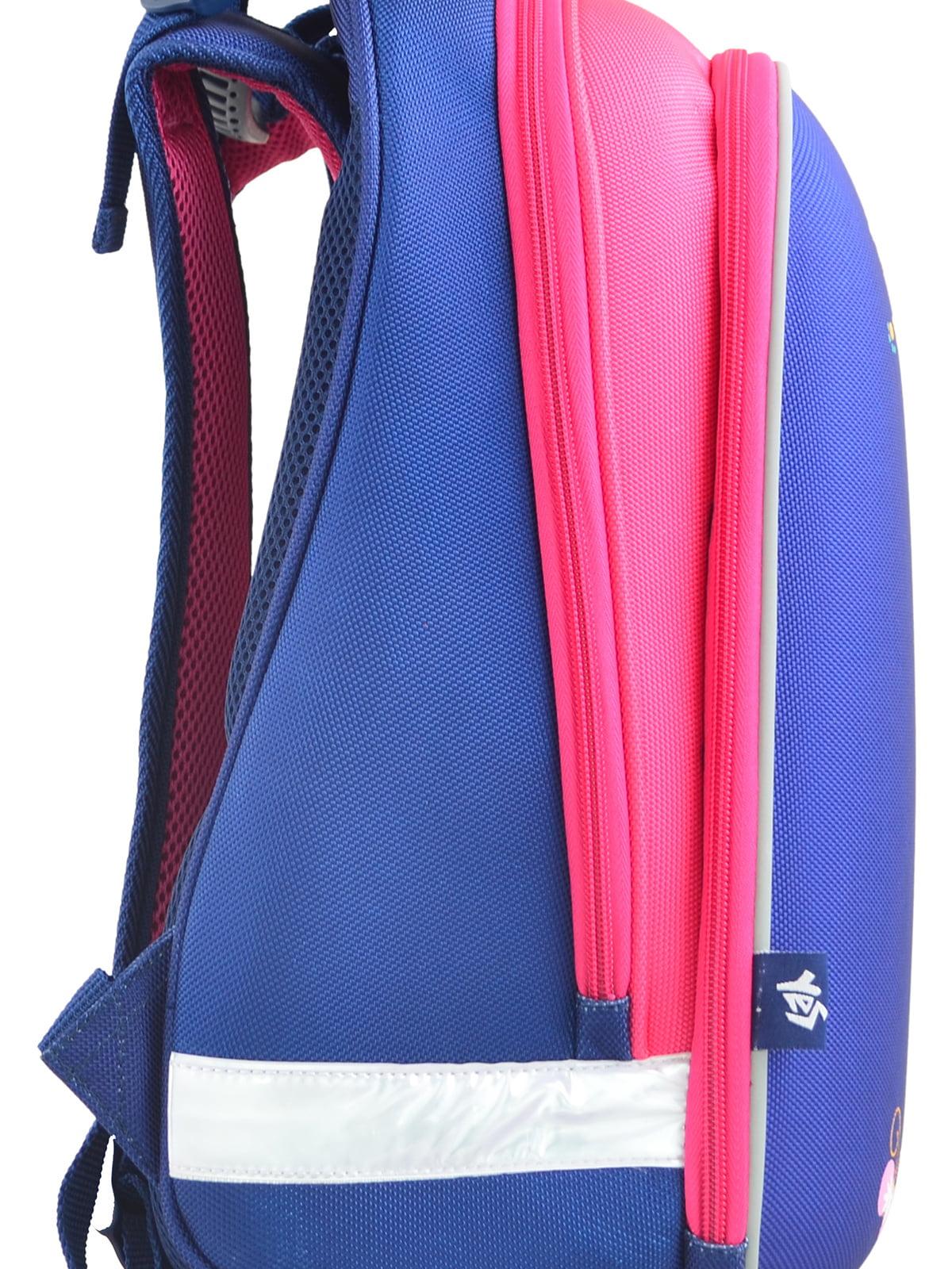 Рюкзак синій | 4235580 | фото 2