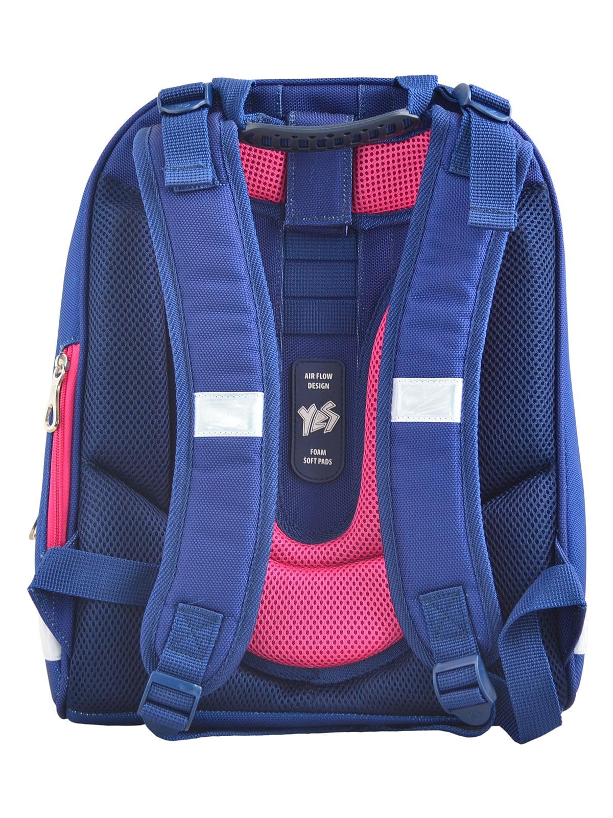 Рюкзак синій | 4235580 | фото 4