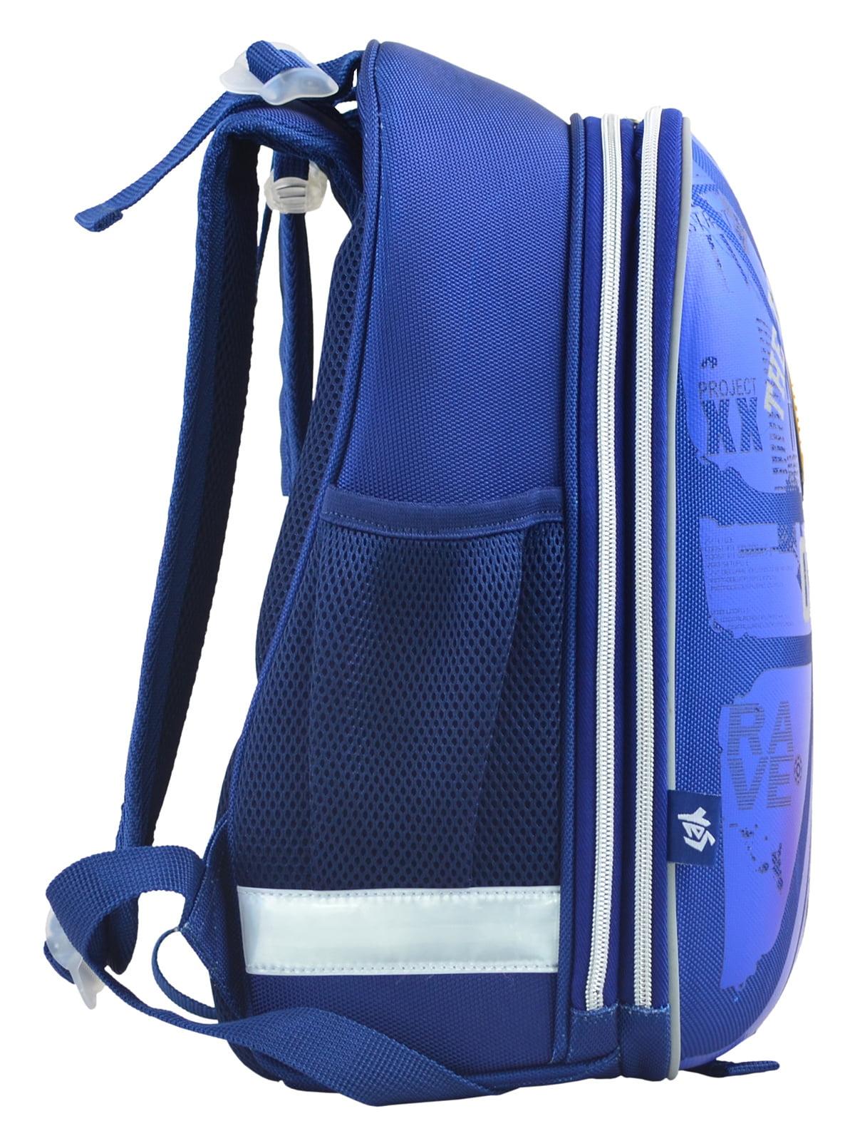 Рюкзак синій | 4235585 | фото 2
