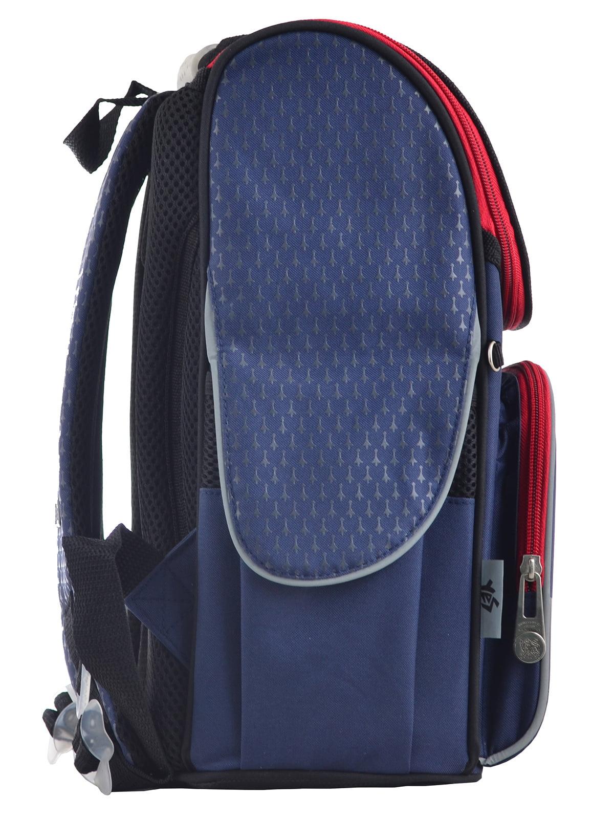 Рюкзак синій | 4235592 | фото 2