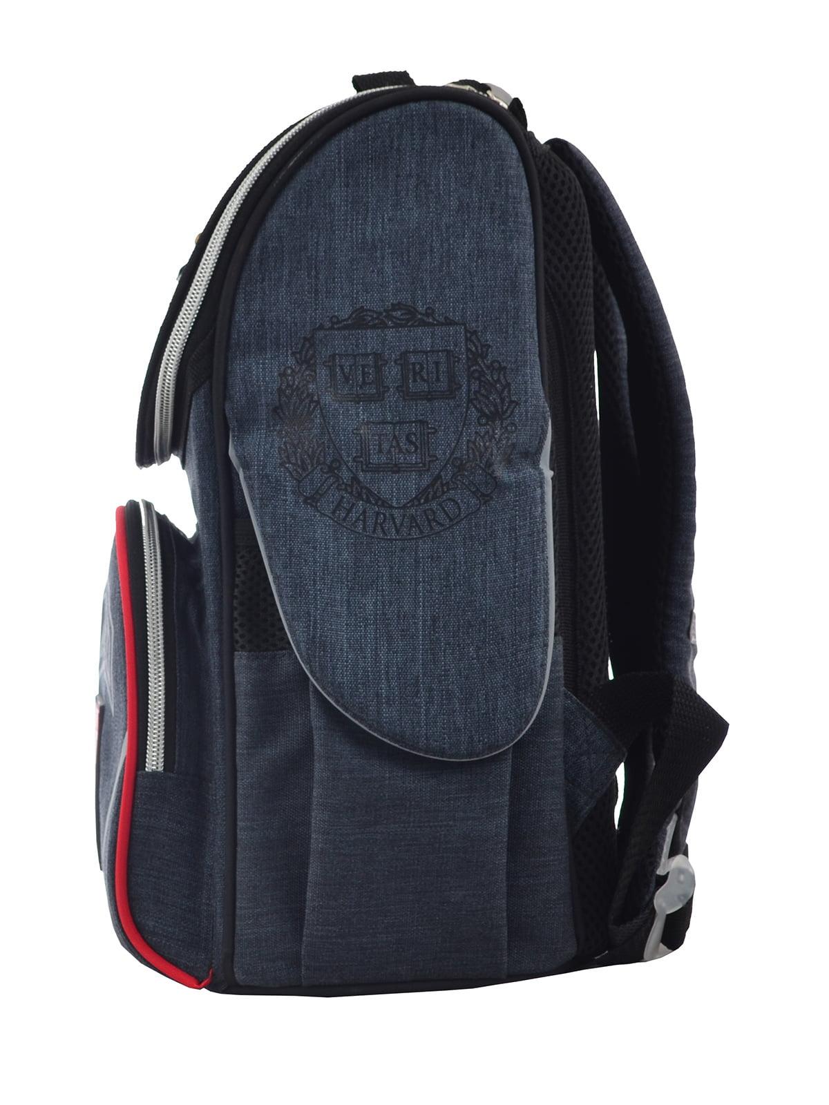 Рюкзак сірий   4235593   фото 3