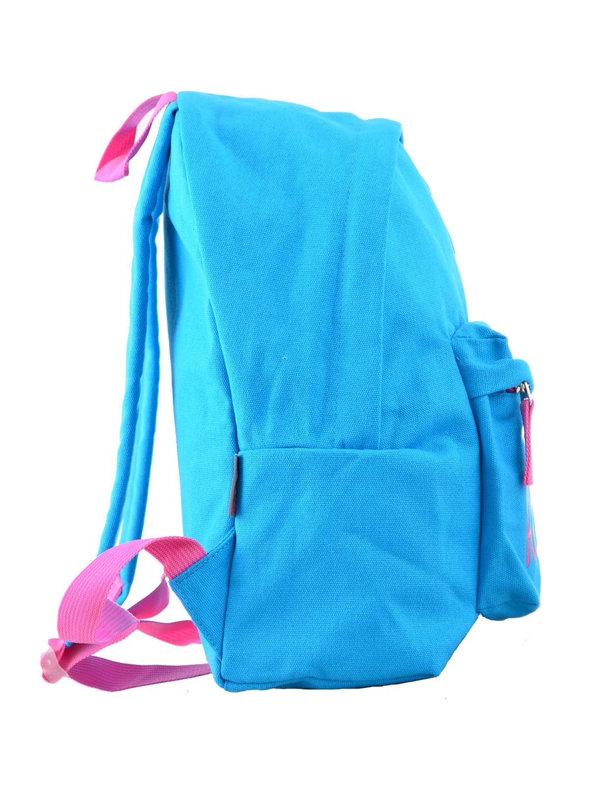 Рюкзак блакитний | 4235687 | фото 2