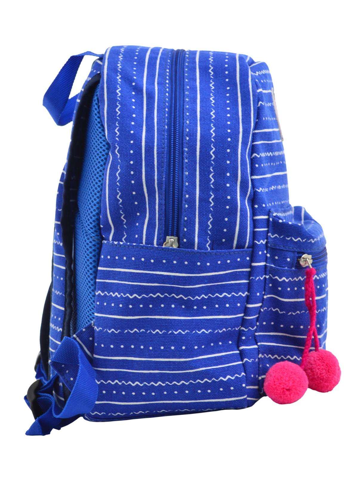 Рюкзак синій | 4235771 | фото 2
