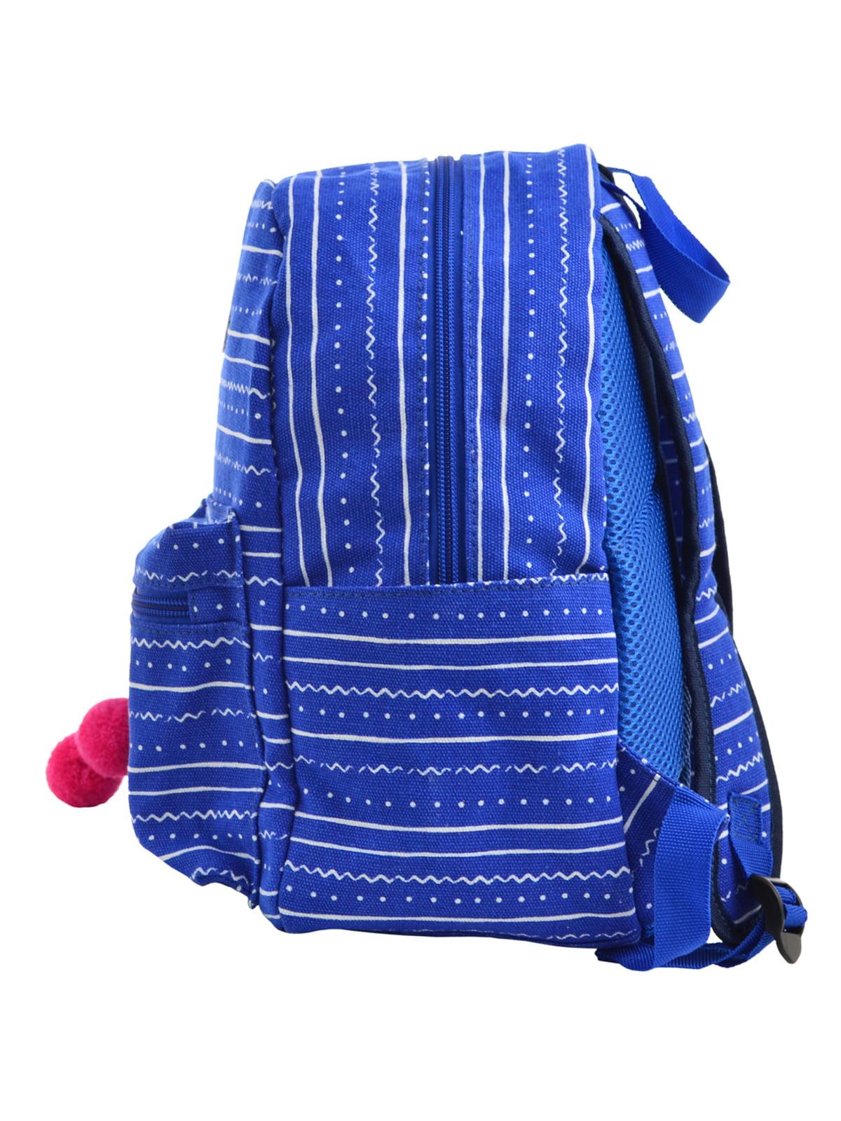 Рюкзак синій | 4235771 | фото 3