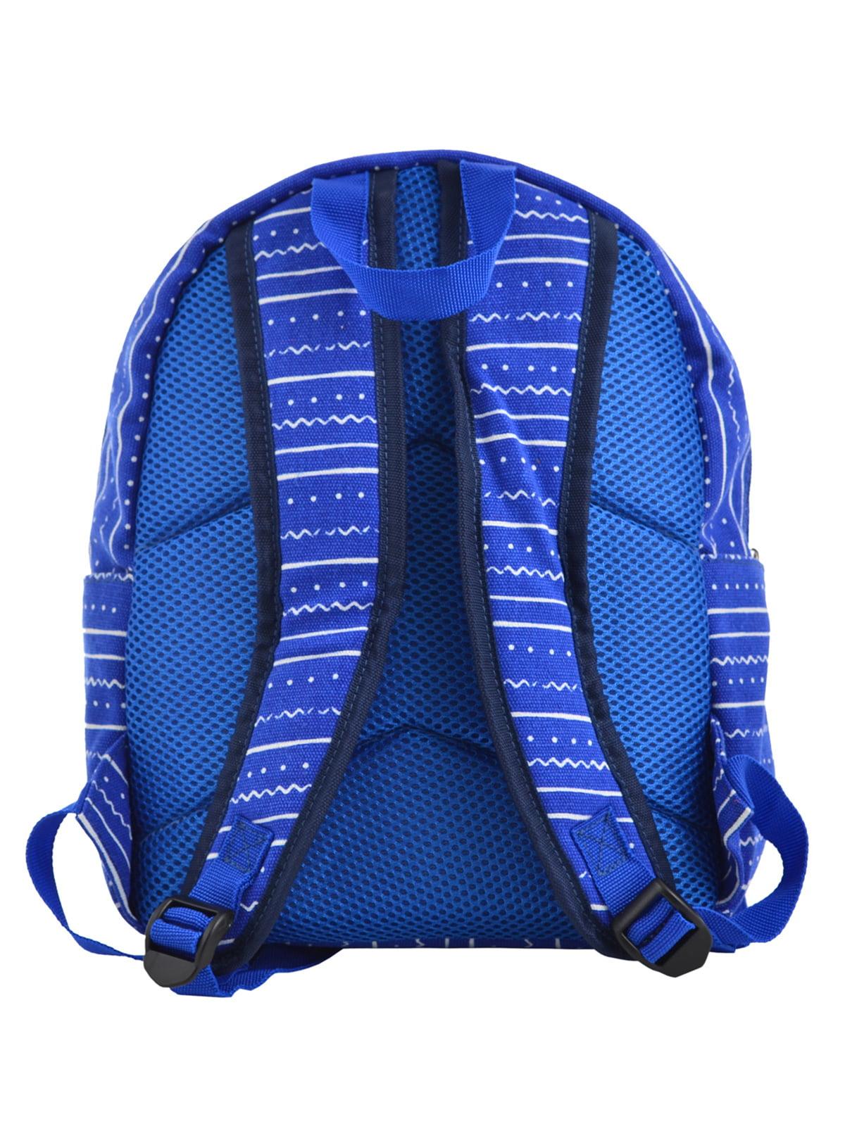 Рюкзак синій | 4235771 | фото 4