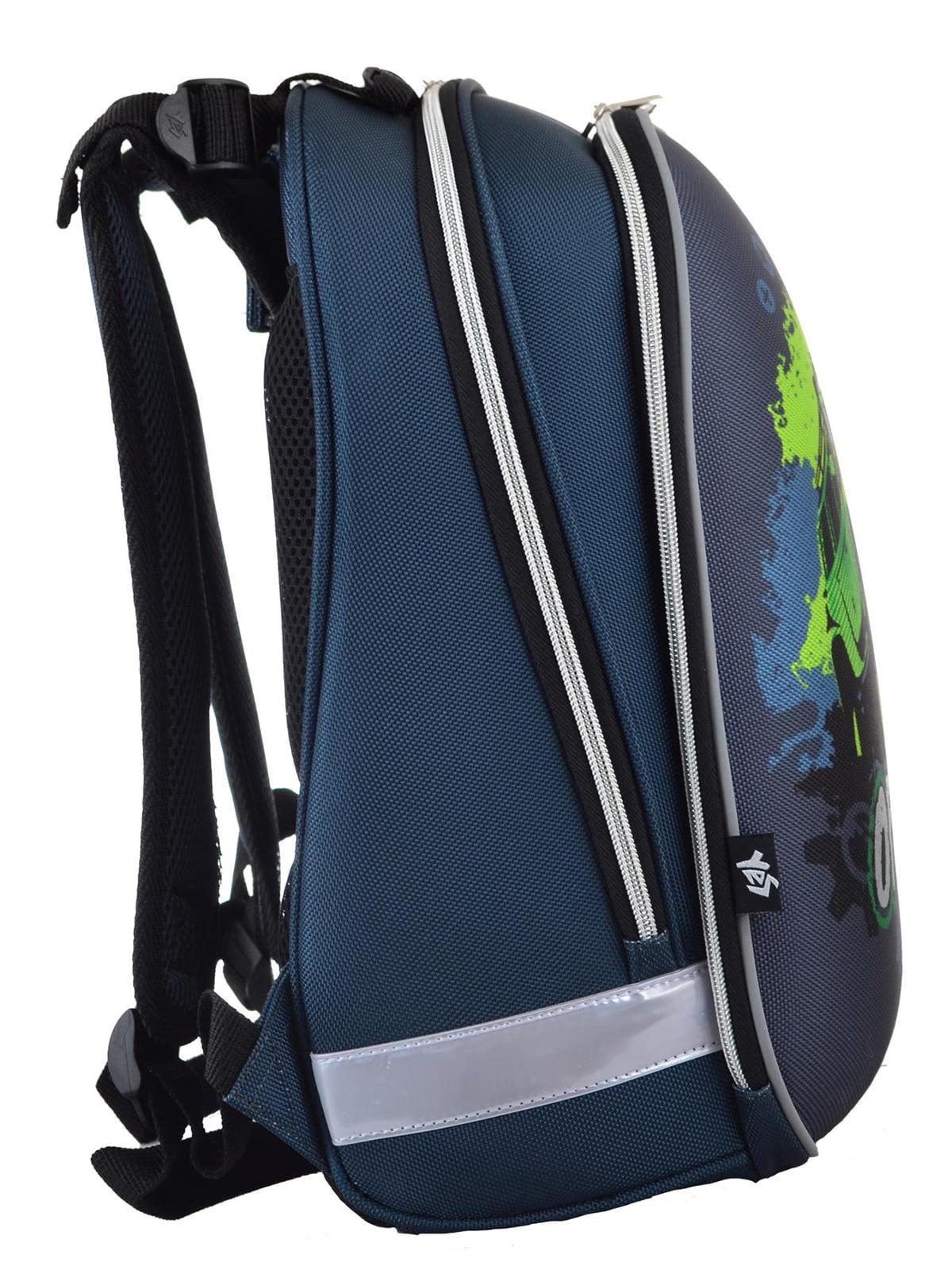 Рюкзак синій | 4235783 | фото 2