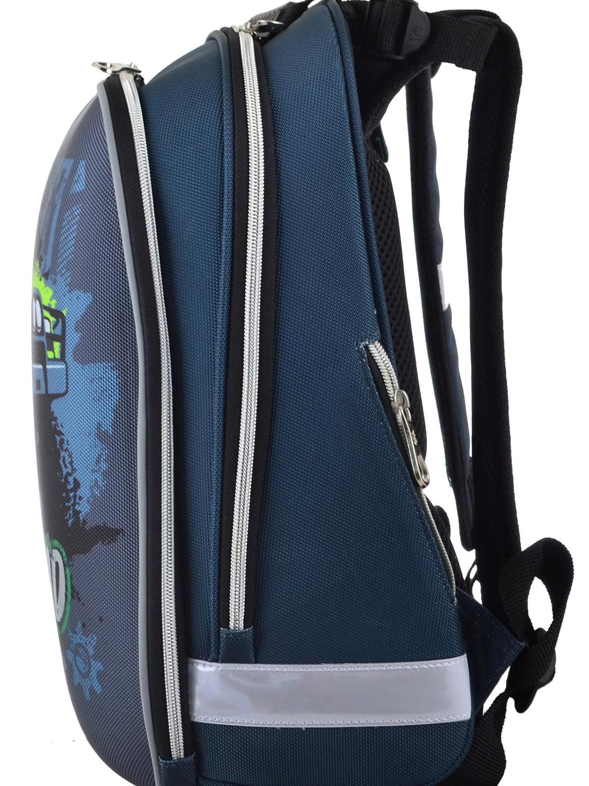 Рюкзак синій | 4235783 | фото 3