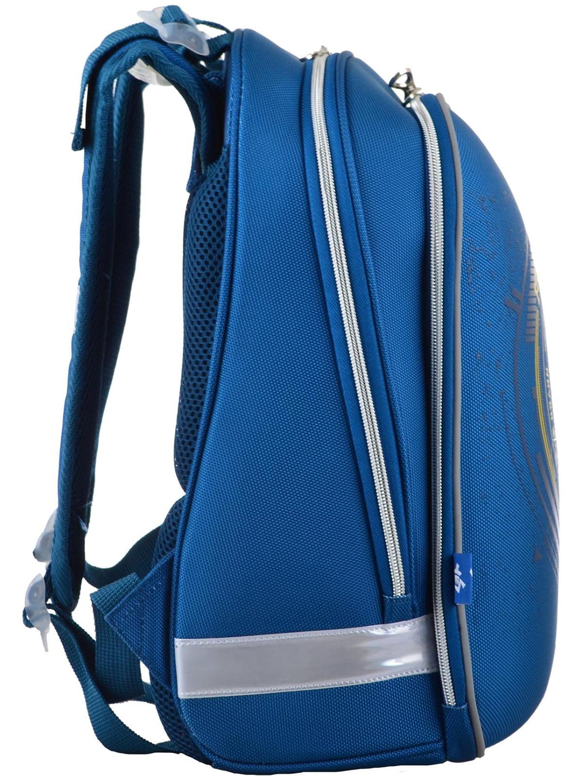 Рюкзак блакитний | 4235784 | фото 2