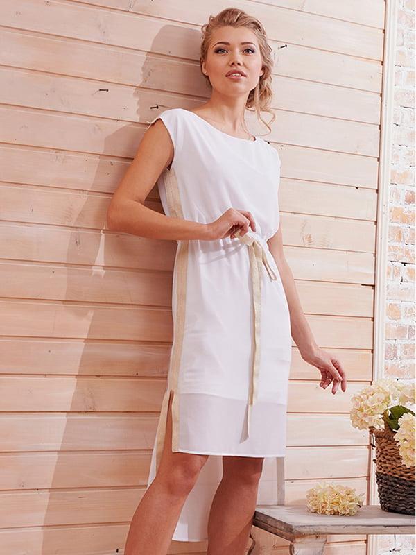 Платье белое | 4100548