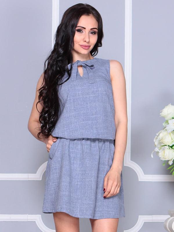 Сукня кольору фіолетового серпанку   4238444